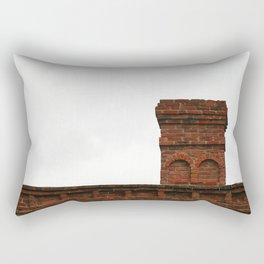 Old Chimney Rectangular Pillow