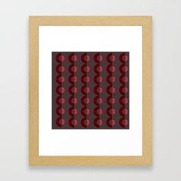 zappwaits graphic Framed Art Print