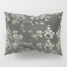 """Nacre pearls on silver river"" Pillow Sham"