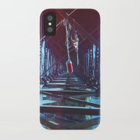 tangled iPhone & iPod Cases featuring Tangled by Shelly Navarre