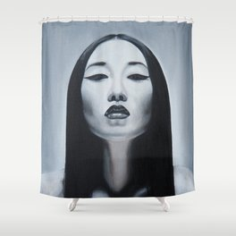 Untouchable Shower Curtain