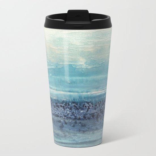 s e r e n i t y  II Metal Travel Mug
