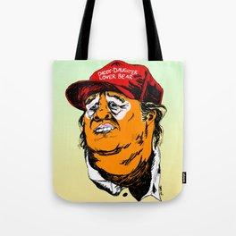 Daddy-Daughter Lover Bear Tote Bag