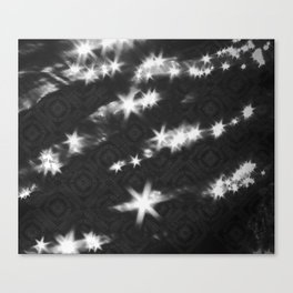 reflections pattern Canvas Print