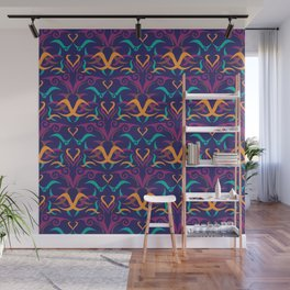 Ethnic Pattern 1 Wall Mural