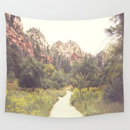 Colors of Sedona Wall Tapestry