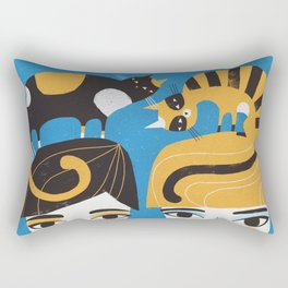 DUALLY Rectangular Pillow