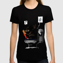 Moment of throne T-shirt
