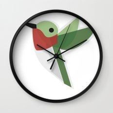 Muttervogel Wall Clock