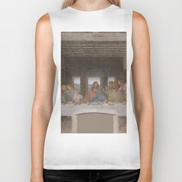 "Leonardo da Vinci ""The Last Supper"" Biker Tank"