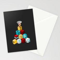 Q*BISM Stationery Cards