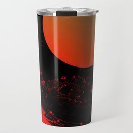 Dust 03 - Post Biological Universe Travel Mug