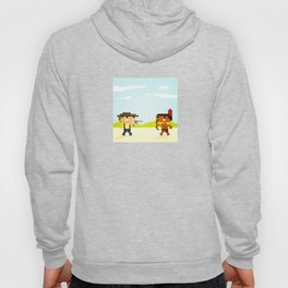 Cowboys and Indians Hoody