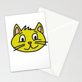 kitten three Stationery Cards