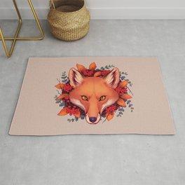 Fall Fox Rug