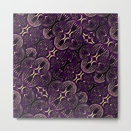 Luxury Pattern  Metal Print