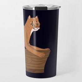 Eastern Puma Travel Mug