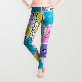 All party! Leggings