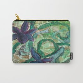 Reflections on Psalm 142 Carry-All Pouch