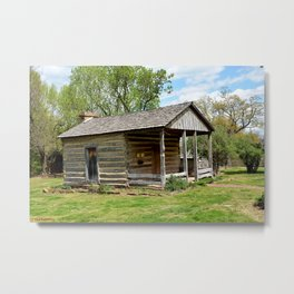 Prairie Grove Battlefield - The Latta Homestead, Established in 1834, No. 3 of 5 Metal Print