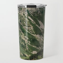 Cloud over a Pyrénées Mountain Travel Mug