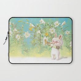 Blooming Lily Laptop Sleeve