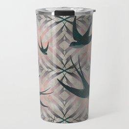 Swoop (in Pink) Travel Mug
