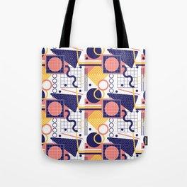Beachy Peachy Tote Bag
