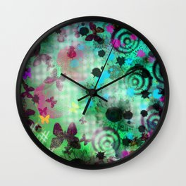 Outside Wall Clock