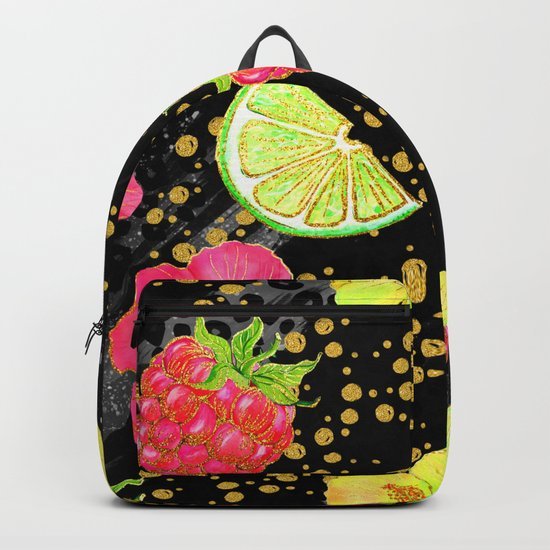 Summer Glitter #12 Backpack