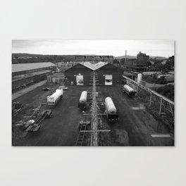 Steel Co. Canvas Print