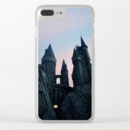 The Wizarding World of Harry Potter Clear iPhone Case