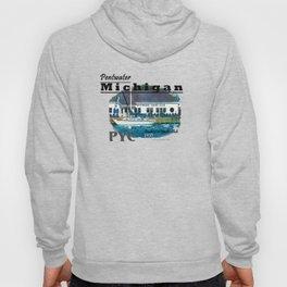 Pentwater Yacht Club Hoody