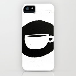 Coffee prt 2 iPhone Case