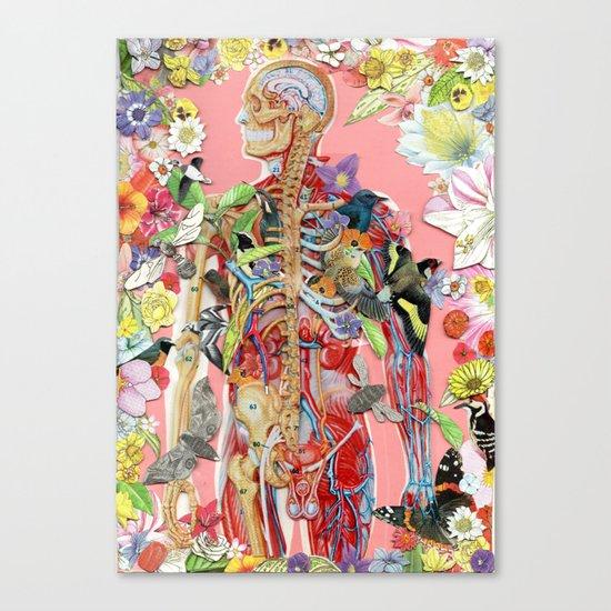 We Canvas Print