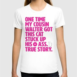 Opening Lines - Mallrats T-shirt
