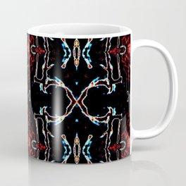 Patterned Rifts Large Coffee Mug