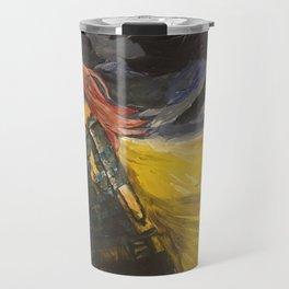GCPD BATGIRL Travel Mug