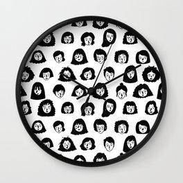 Girls Girls Girls Wall Clock