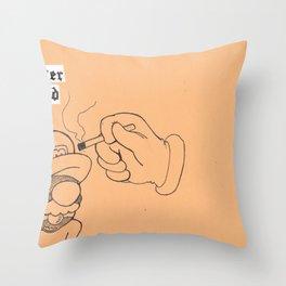 SSBDSM Throw Pillow