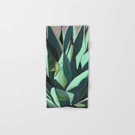 Grasshopper Hand & Bath Towel