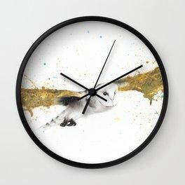 Night Adventurer Wall Clock