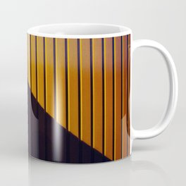 Dr. Purple & Mr. Orange Coffee Mug
