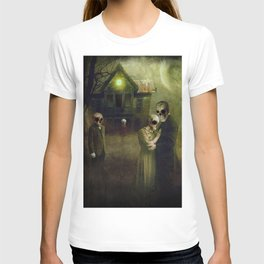 When the dead come home T-shirt