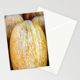Yellow Melons Stationery Cards