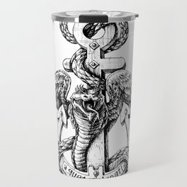 Quetzalcoatl Travel Mug