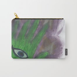 To See, To Feel Carry-All Pouch