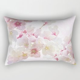 In Early Spring Rectangular Pillow