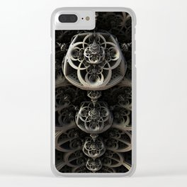 Architect Clear iPhone Case