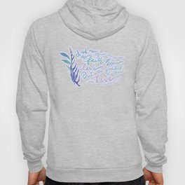 The Greatest of These is Love - 1 Corinthians 13:13 Hoody